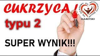 Cukrzyca Typu 2. Super Wynik w Akademii Medycyny Regeneracyjnej. Aliaksandr Haretski.