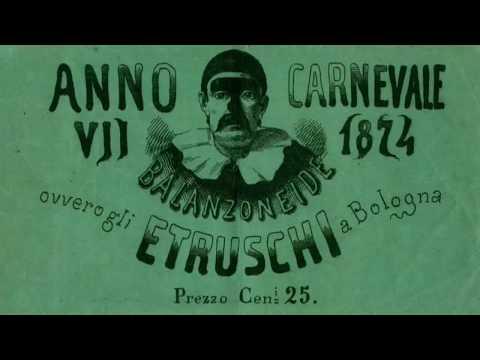 La Balanzoneide e il Carnevale degli Etruschi
