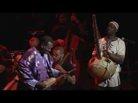 Bassekou Kouyaté + Seckou Keita - Al Ajahleh (feat. The Orchestra of Syrian Musicians)