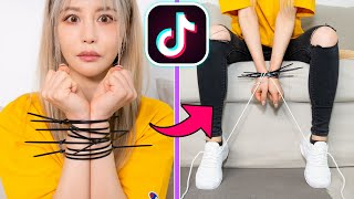 We Tested VIRAL TikTok LIFE HACKS! by The Wonderful World of Wengie