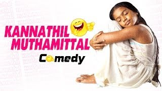 Kannathil Muthamittal full Comedy