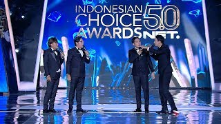 Video Opening Host Indonesian Choice Awards 5.0 NET MP3, 3GP, MP4, WEBM, AVI, FLV Juli 2018