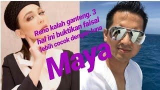 Video Reino kalah telak. 3 hal ini buktikan Faisal lebih cocok dengan luna Maya MP3, 3GP, MP4, WEBM, AVI, FLV Juni 2019