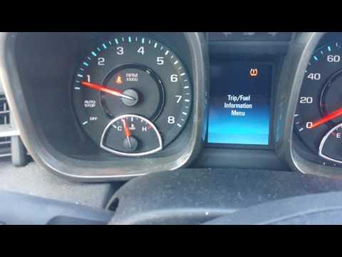 2015 Chevy Malibu Oil Reset Light Skelton Amp Co