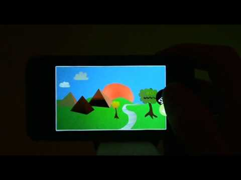 Video of CutoutCam