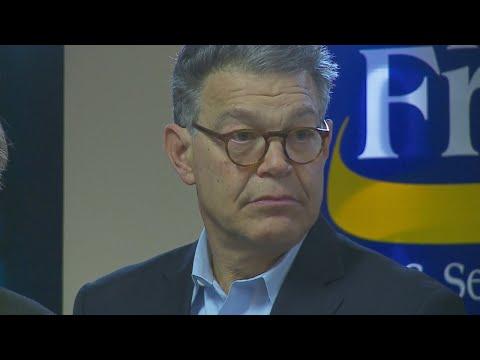 Democratic Senators Call For Sen. Al Franken To Resign