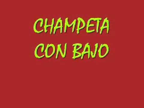 TOCAME-CHAMPETA CON BAJO-DJ JHON