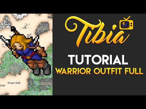 WARRIOR OUTFIT – GUIA COMPLETO
