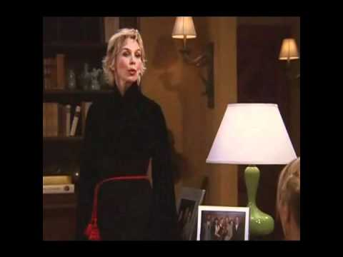 Phoebe gets excited over a reunion by the police