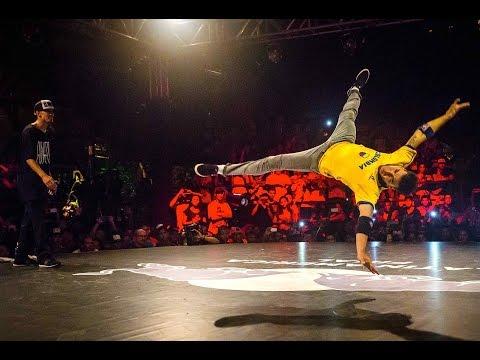Luan VS Lil G - FINALS - Red Bull BC One Latin America Final 2014
