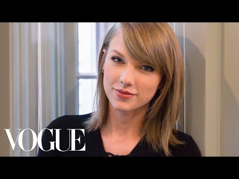 Taylor Swift Answers Some Burning Questions With Vogue