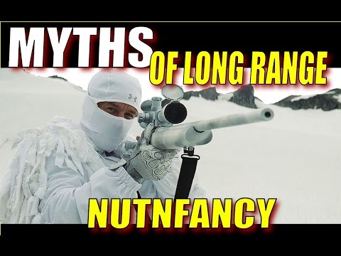Dispelling Myths of Long Range Shooting & the Sniper Fantasy