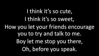 Meghan Trainor - No ║ The Lyrics Video