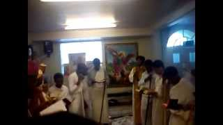 Good Friday 2011 At St Michael's Orthodox Tewahedo Church Part 1 (short)