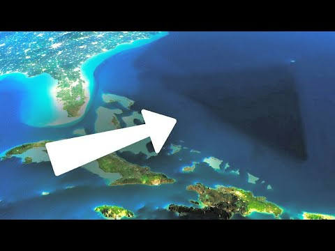 The Bermuda Triangle is Hella Weird! Here's 10 Reasons Why