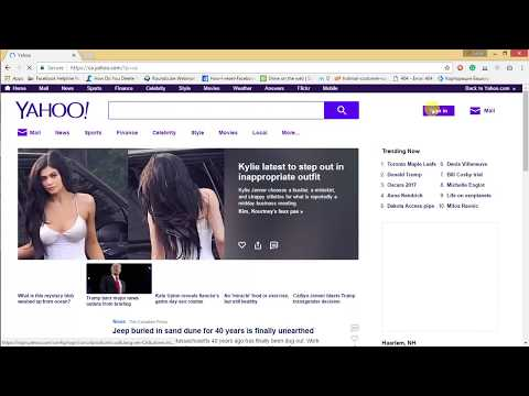 How to recover Yahoo Password Without Phone Number 2018-19
