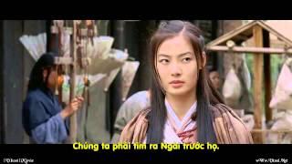 Vô Ảnh Kiếm - Phim kiếm hiệp Hàn Quốc cực hay.