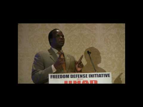 Simon Deng grew up as a Christian Slave of Islam in Sudan. Islam and Sharia Law condones, promotes, and practices slavery.