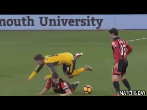 Bournemouth vs Arsenal 3 3   All Goals   Extended Highlights   EPL 03 01 2017 HD