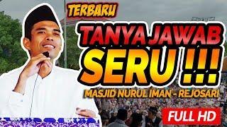 Video Tanya Jawab Seru Bersama Ustadz Abdul Somad Lc, MA - Rejosari ( MP3, 3GP, MP4, WEBM, AVI, FLV Desember 2018