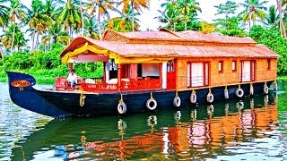 Alleppey India  city photo : Beautiful Alleppey Houseboats - Kerala, India