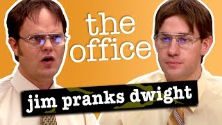 Video Jim's Pranks Against Dwight - The Office US MP3, 3GP, MP4, WEBM, AVI, FLV Juli 2018