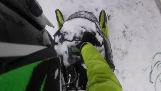9. Ski doo summit sp 850 146 test drive