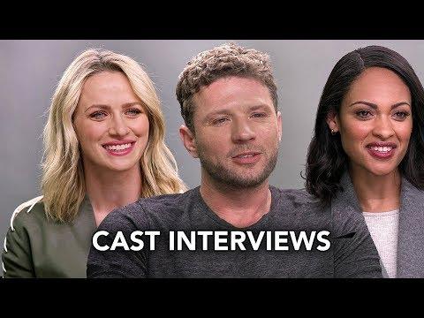 Shooter Season 3 Cast Interviews (HD)