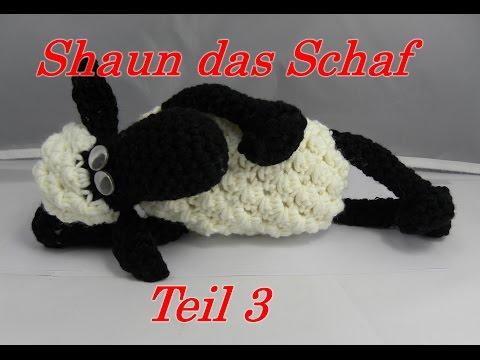 Shaun das Schaf Häkeln mit Veronika Hug – Teil 3: Kopf mit Ohren