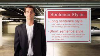 English 101: Grammar Lesson With Randall League #1 Part 3 福山市 英会話