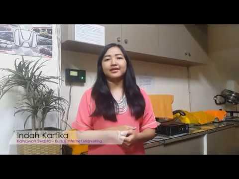 Testimoni Kursus Website  Indah Kartika