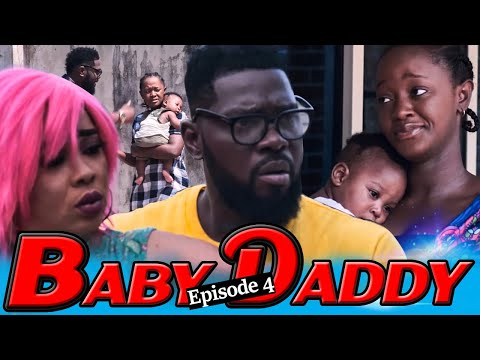 BABY DADDY EPISODE 4/NEW HIT MOVIE/2020 LATEST CLASSIC NOLLYWOOD MOVIE/JERRY WILLIAM,LUCHY DONALD