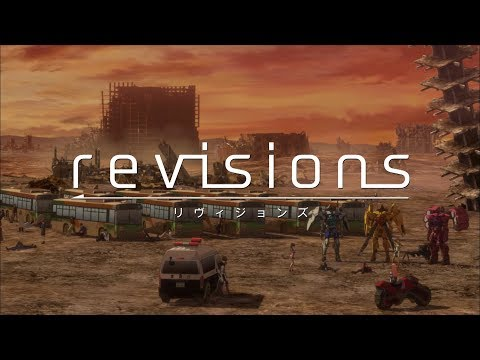 revisions Unveils Three Episode Impression!