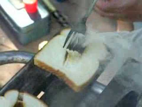 Hot Fork! + Cold Bread