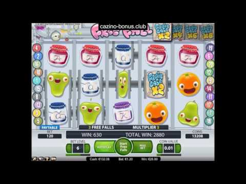 Fruit Case SLOT MACHINE - MEGA WIN