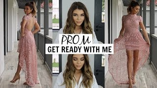 Get Ready With Me For Prom 2018! (hair, makeup, & outfit) l Olivia Jade
