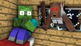 Video Monster School : GRANNY HORROR GAME CHALLENGE - Minecraft Animation MP3, 3GP, MP4, WEBM, AVI, FLV Oktober 2018