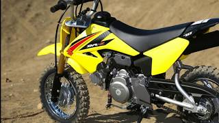 7. Quick Spin ! 2017 Suzuki dr z70 review