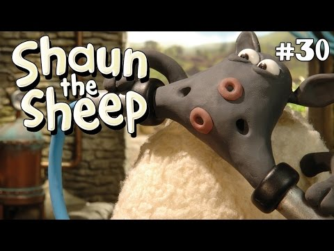 Shaun the Sheep - Shaun, Si Peternak [Shaun the Farmer]