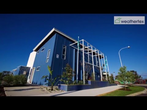 Weathertex, Innovative alternatives to double brick housing in WA