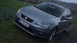 ' 2015 / 2016 Seat Leon X-Perience 4Drive Estate ' Test Drive & Review - TheGetawayer by The Getawayer