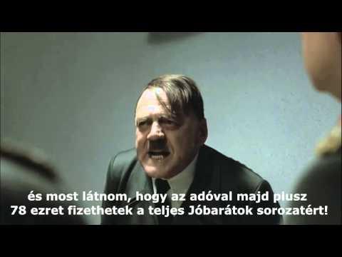 AZ - Hitler értesül az internetadóról. (Paródia) Videóklip: Downfall (Der Untergang) című filmből.