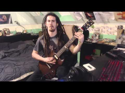 Dying Fetus Grotesque Impalement Guitar Cover