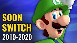 53 Upcoming Switch Games of 2019, 2020 & Beyond