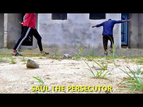 SAUL THE PERSECUTOR - ITK CONCEPTS