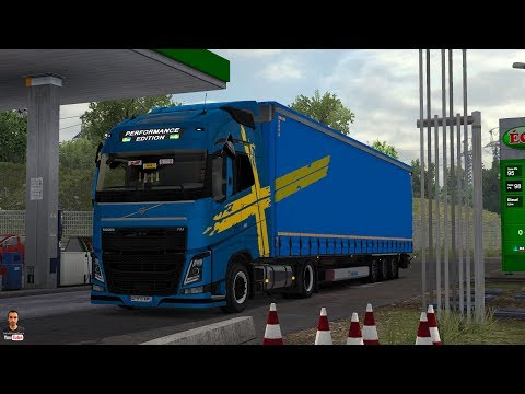Volvo Fh16 2012 Low deck Beta by PolishDriverTruck