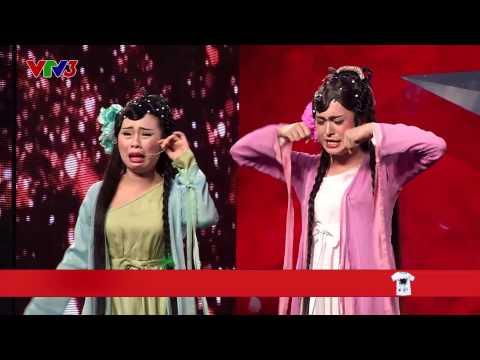 Nhóm Hài Chuồn Chuồn Giấy - Kịch Thanh xà bạch xà [Tìm Kiếm Tài Năng 2014]