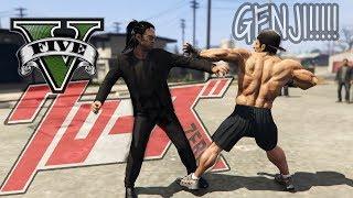 GTA 5   Crows Zero Takiya Genji vs Rindaman Siapa Yang Menang