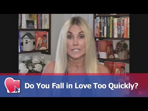 Do You Fall in Love Too Quickly? - by Donna Barnes (for Digital Romance TV)