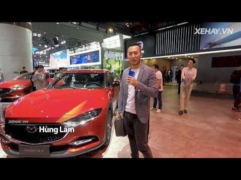 Mazda CX-4 2020 SUV coupé mới ra mắt thị trường Trung Quốc có gì mới? @ vcloz.com